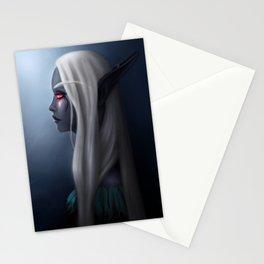 Night Elf Stationery Cards
