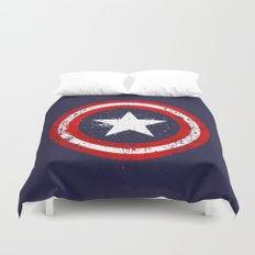 Captain's America splash Duvet Cover