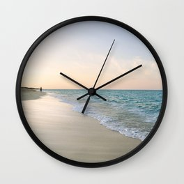 Shoreline Wall Clock