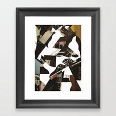 Goliath / Babylon (2013) Framed Art Print
