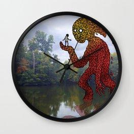 The Prophet I Wall Clock