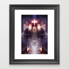 Modern Faith Framed Art Print