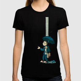 The Li'l Depressed Boy:  Lonely Heart Blues T-shirt
