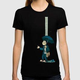 The Li'l Depressed Boy:  Lonely Heart Blues T-shirt