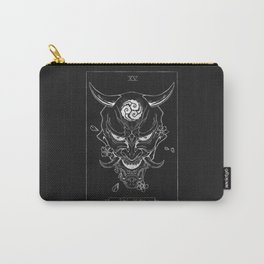 The Devil Tarot Card Carry-All Pouch