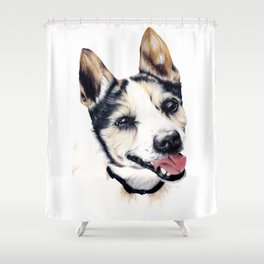 Max Shower Curtain