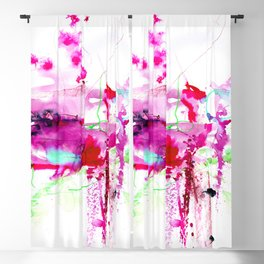 A Mystic Encounter No.1d by Kathy Morton Stanion Blackout Curtain
