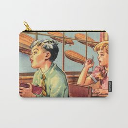 Billy Dreamed of Airships Carry-All Pouch