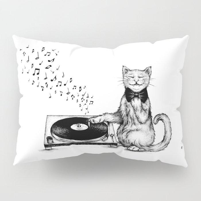 Music Master Pillow Sham