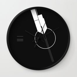 RIM Ø Wall Clock