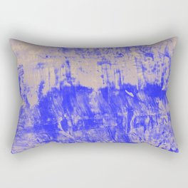 Midnight crisis Rectangular Pillow