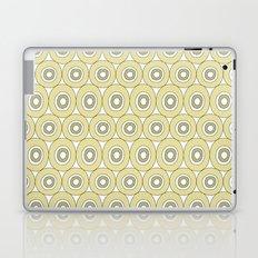 dots in green Laptop & iPad Skin