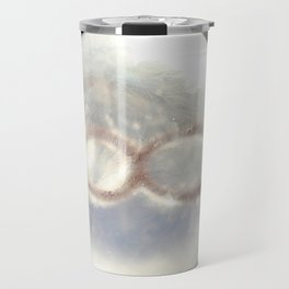 Summer fun in Winter Travel Mug