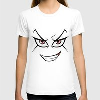 dangan ronpa T-shirts featuring Dangan Ronpa Faces by AMC Art