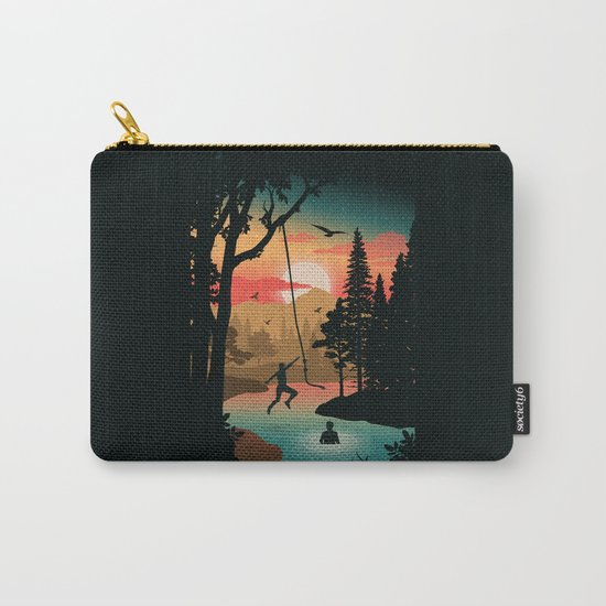 Swing Away Carry-All Pouch