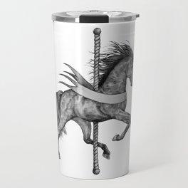 Carousel Horse Travel Mug