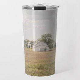Church, Fort Clark, ND 2 Travel Mug