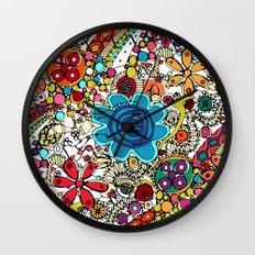 Turkish dance Wall Clock