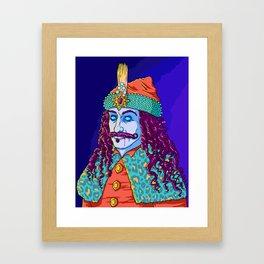 Vlad Tepes Framed Art Print
