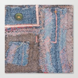 Dine Pillow 1 Canvas Print