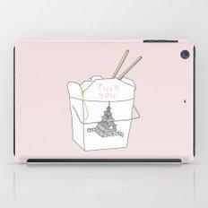NICE TAKEOUT iPad Case