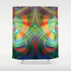 Tartan it up  Shower Curtain