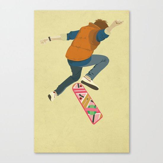 McFly Canvas Print
