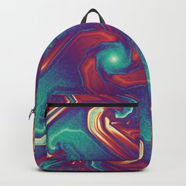 Abstract Hammers Backpack
