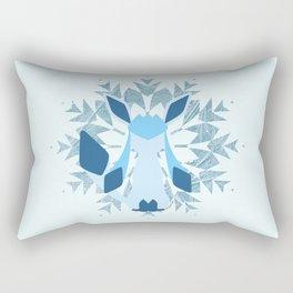 Minimal Glaceon Rectangular Pillow