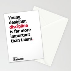 Young Designer — Advice #10 Stationery Cards