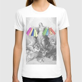 Shopping Bliss T-shirt