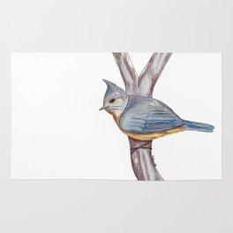 Grey-crested Tit Rug
