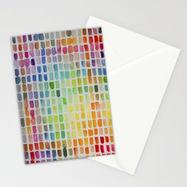 Color Scales Stationery Cards