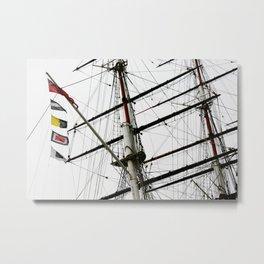 Cutty Sark Metal Print