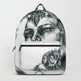 Overturned Plan Of Existence Backpack