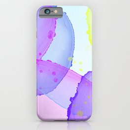 Alcohol Ink & Paint No. 13 iPhone Case