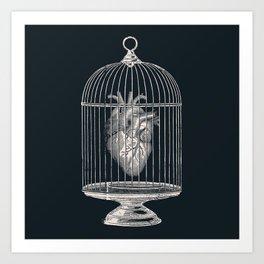 Free My Heart Art Print