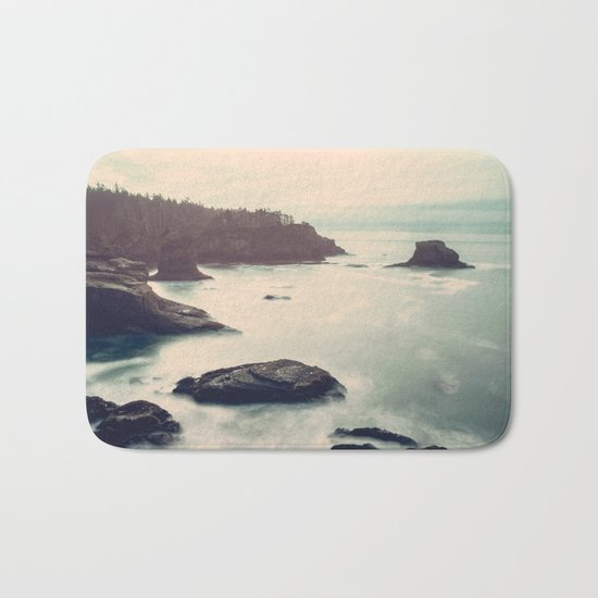 Ocean Motion Bath Mat