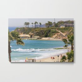 Aliso Beach  Metal Print