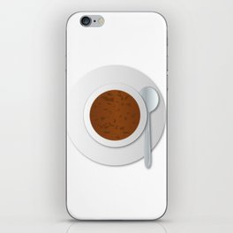 Oxtail Soup iPhone Skin