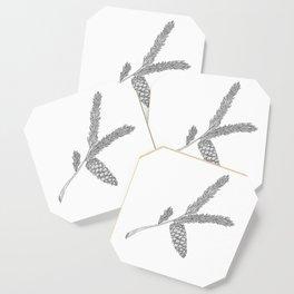Pine Sprig Coaster