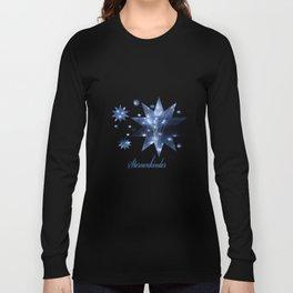 stiller Ort der Sternenkinder Long Sleeve T-shirt