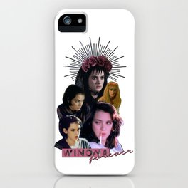 Winona Forever iPhone Case