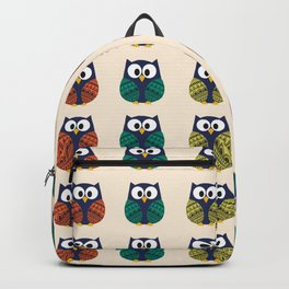 Cute Owls - Hooting and Rooting Backpack