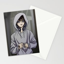 Tiberius Blackthorn Stationery Cards