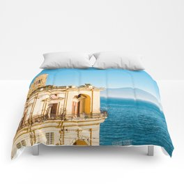 Donn'Anna palace, Naples Comforters