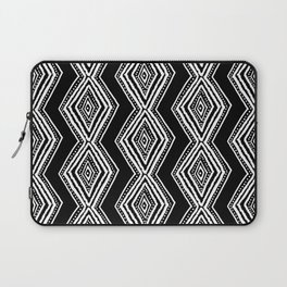 diamondback in black & white Laptop Sleeve