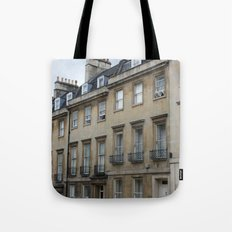 Row of Houses in Bath Tote Bag