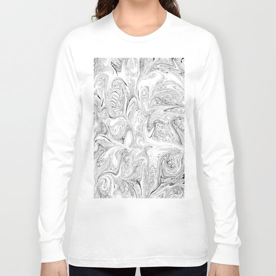 Abstract 140 Long Sleeve T-shirt