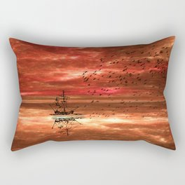 Sailor's Delight Rectangular Pillow